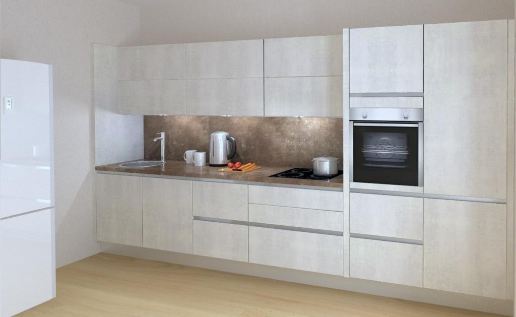 RIVA белый бетон